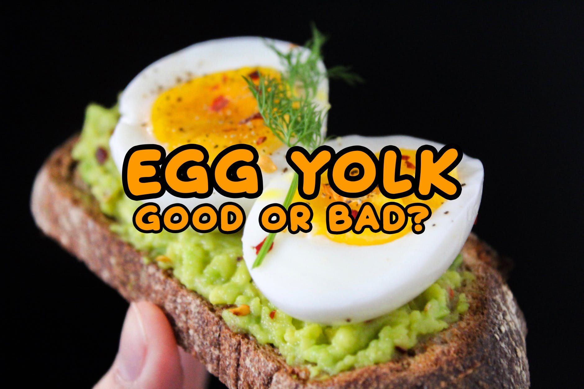 Is Egg Yolk Bad For You?
