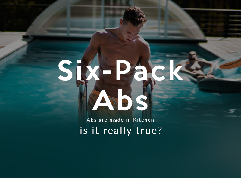 Abdominal Exercises Or Healthy Diet What Do You Need For Six Pack Abs